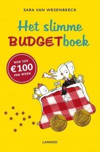 HET SLIMME BUDGETBOEK - Sara Van Wesenbeeck - cover