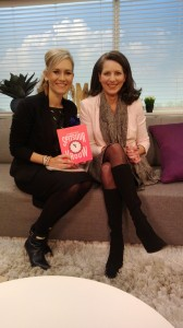 Coach Sara Van Wesenbeeck te gast bij TV Limburg met Cynthia Reekmans