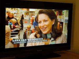3 nov 2012 - Opname VTM nieuws 11